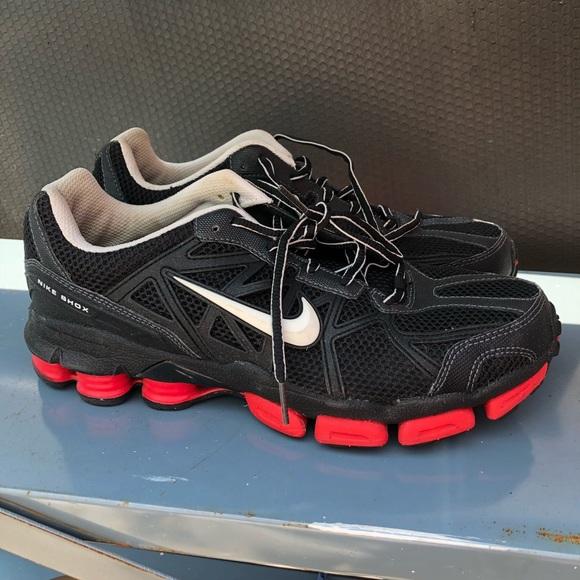 new arrival e83ed e97ba ... Trail Running Shoes Womens Size 10 62142461 Men s Nike Shox Junga 10.5  ...